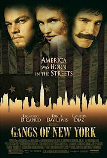 Pandillas De Nueva York Poster