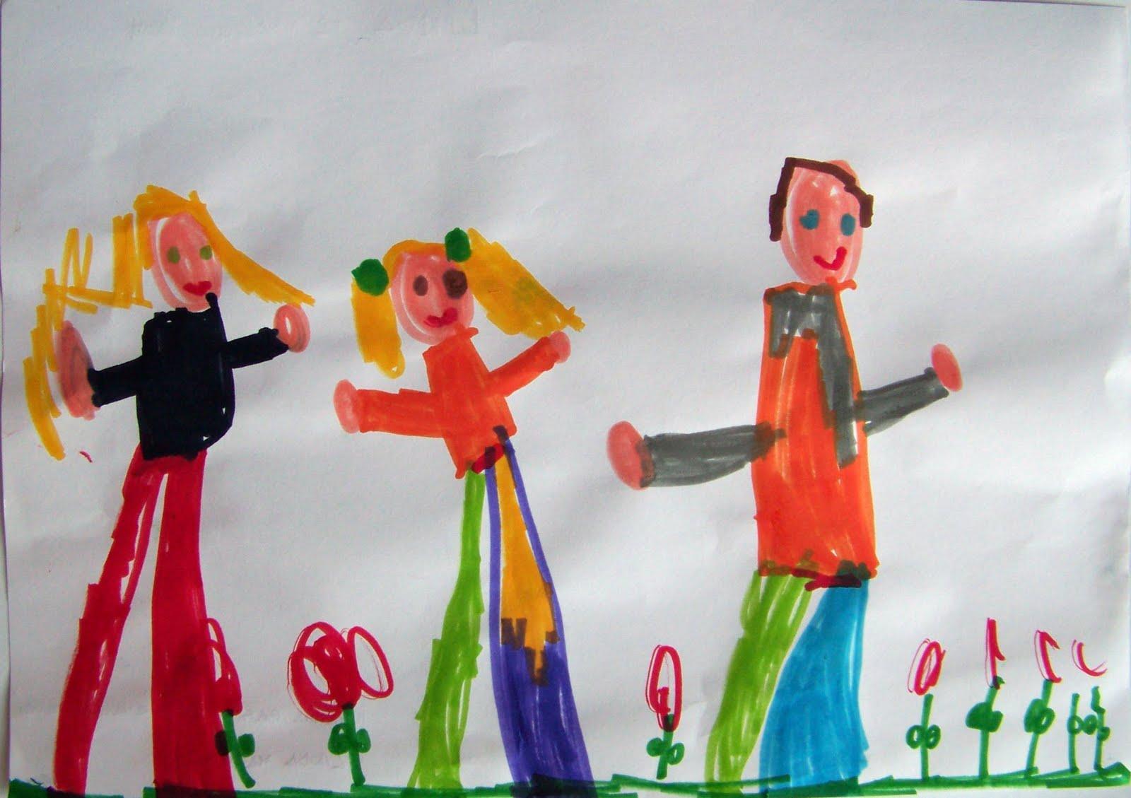 MammA GiochiaMo?: Interpretare i disegni: il test della figura umana
