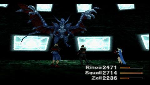 Final Fantasy VIII, Bahamut Battle