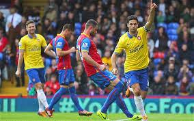 Arsenal 2 - 0 Crystal Palace