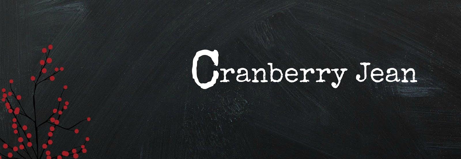 Cranberry Jean