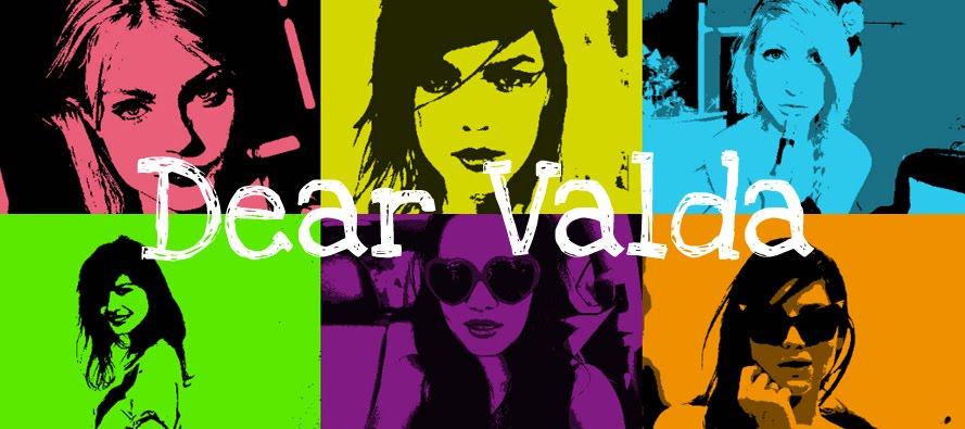 Dear Valda