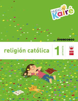 LIBROS DE TEXTO  Religión Católica . 1 Primaria - Primero : Nuevo Kairé SM - Edición 2015  MATERIAL ESCOLAR : Curso 2015-2016  Comprar en Amazon España más baratos y al mejor precio: