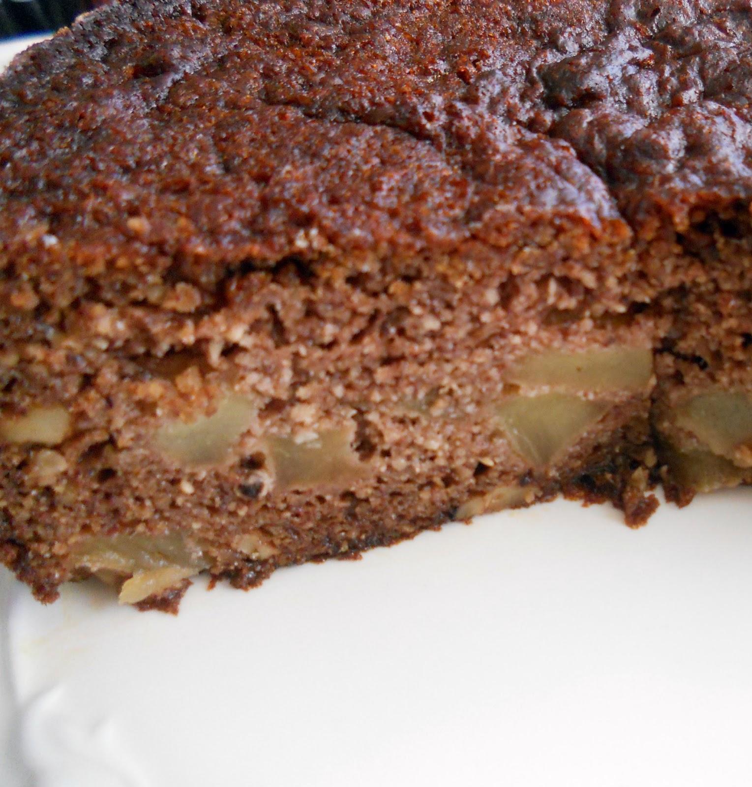 Sweet Paleo: Apple cinnamon cake