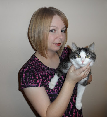 Anakin The Two Legged Cat & Me Carrie Hawks Tigerpixie