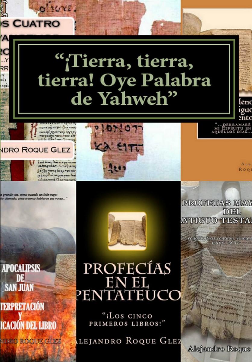 """Libro de estudio: """"Desde el Génesis hasta el Apocalipsis""""."""