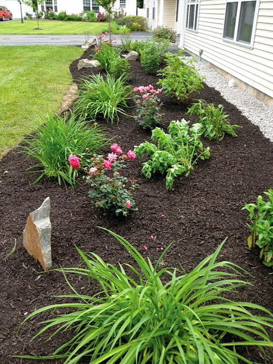The Windham Eagle Business Business spotlight on Northeast Landscape Design - By Michelle Libby