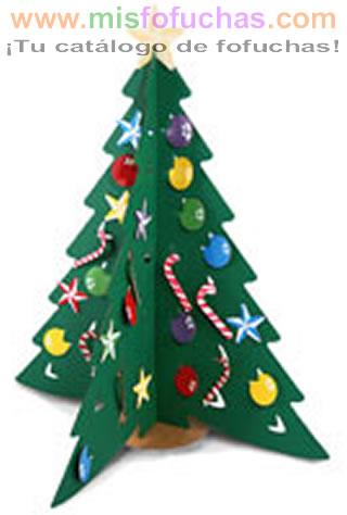 Decoraci Ef Bf Bdn De Arbolitos De Navidad Manualidad