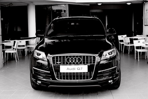Audi Cars Price In India Audi AAAQ SUVQR Features - Audi r8 suv price