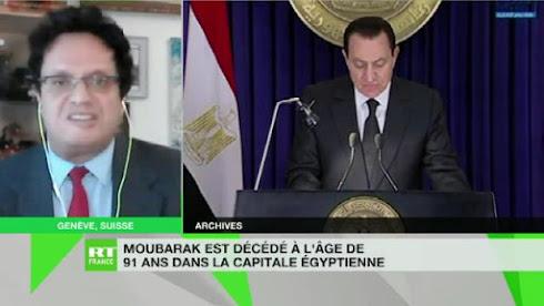 Hosni Moubarak : défauts et qualités