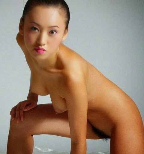 naked asians women in moving pictures