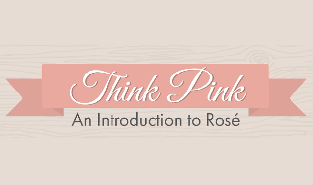 Think Pink An Introduction to Rosé