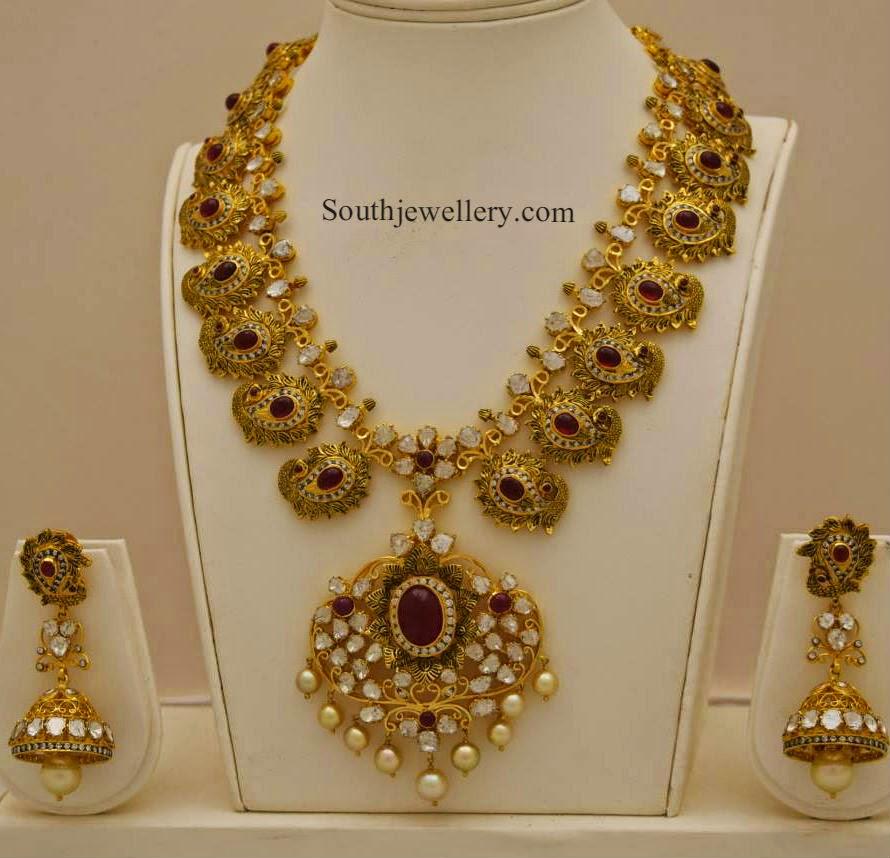 Latest Antique Jewellery Designs Latest Jewellery Designs