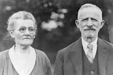Moritz and Matilde Tichauer - Great Great Grandparents
