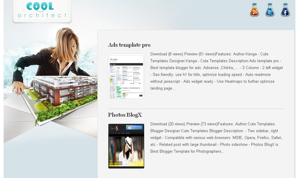 Cool Architect  Info Loker kota 2016