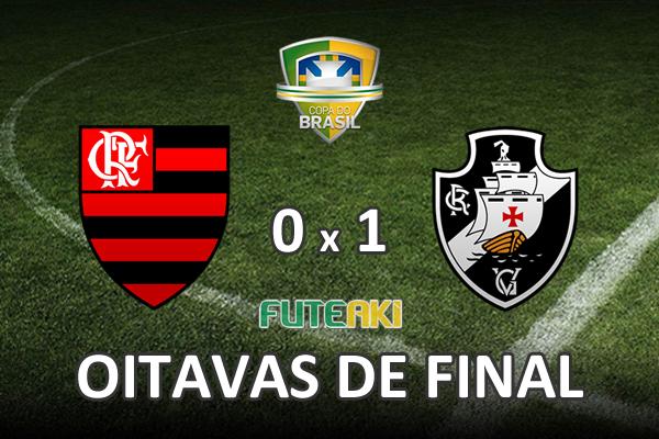 Veja o resumo da partida com o gol e os melhores momentos de Flamengo 0x1 Vasco pelas oitavas de final da Copa do Brasil 2015.