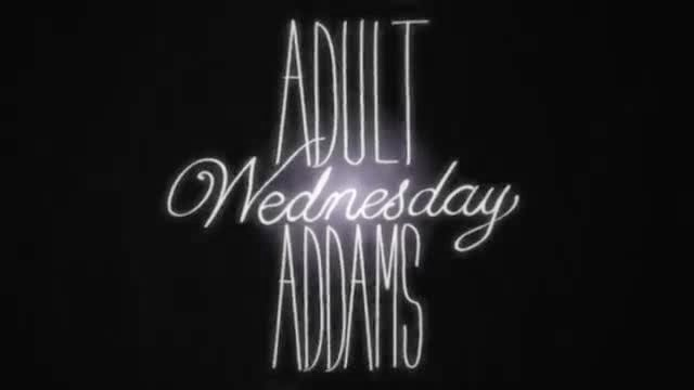Image result for adult wednesday addams