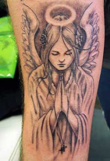 Angle Tattoos Designs