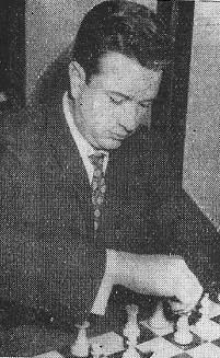El ajedrecista Emilio Huidobro