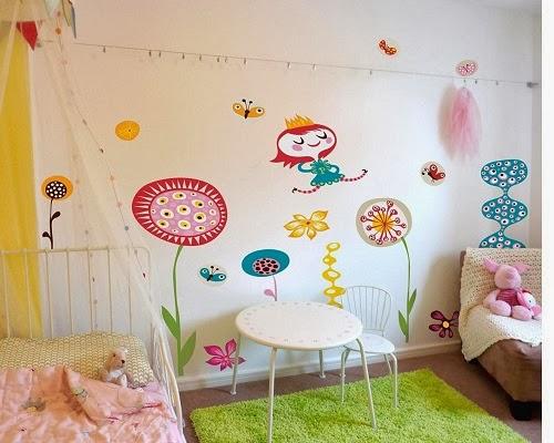 Les plus belles photos chambre bébé jardin