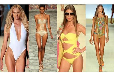 Fotos, dicas e imagens de tendências da Moda Praia 2013