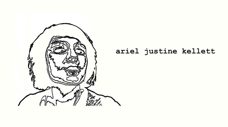ariel justine kellett.