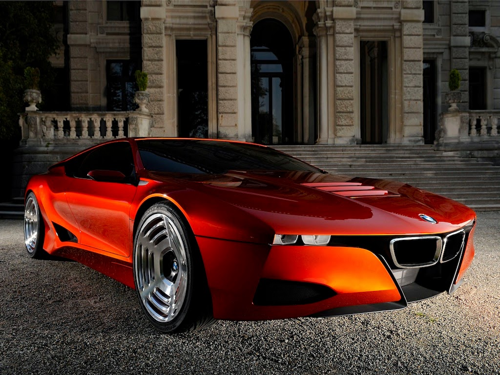 fab wheels digest f w d 2008 bmw m1 hommage prototype. Black Bedroom Furniture Sets. Home Design Ideas