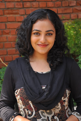 nitya menon new @ okkadine onlocation hot photoshoot
