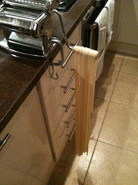 Homemade Pasta by Hubby & Me