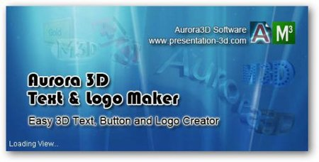 Download Aurora 3D Text & Logo Maker 12.12.14 Full KeyGen