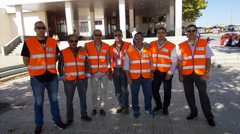 Asociaci n de examinadores de tr fico huelga de for Oficina de trafico en malaga