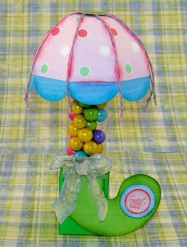 svg cutting files baby shower umbrella