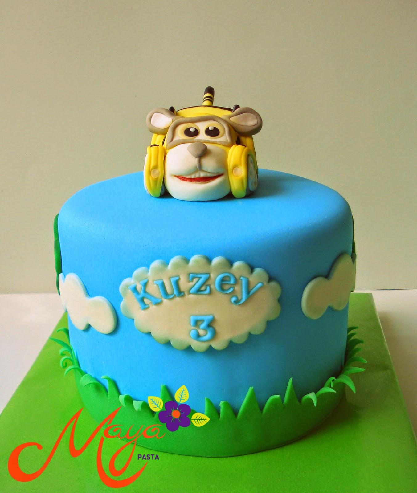 Vroomiz cake