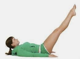 Legged Wheel pose (Paadchakrasana) for weight loss
