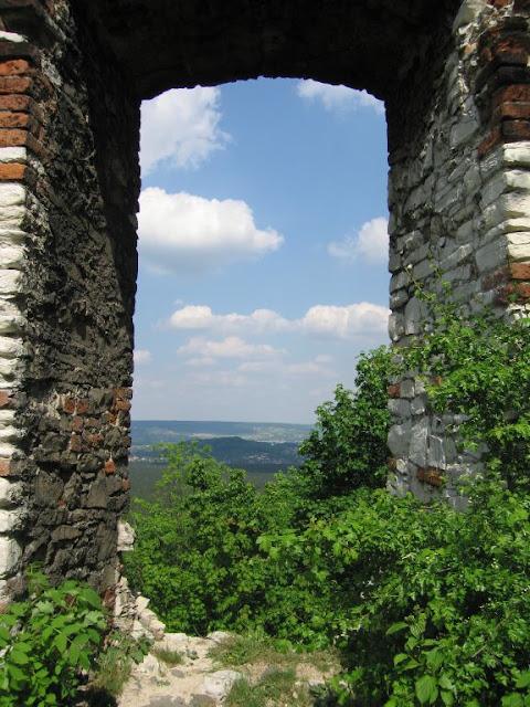 Zamek z Tenczynku