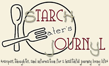 STARCH EATER'S JOURNYAL ON FACEBOOK