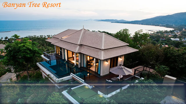 Banyan Tree Resort Samui