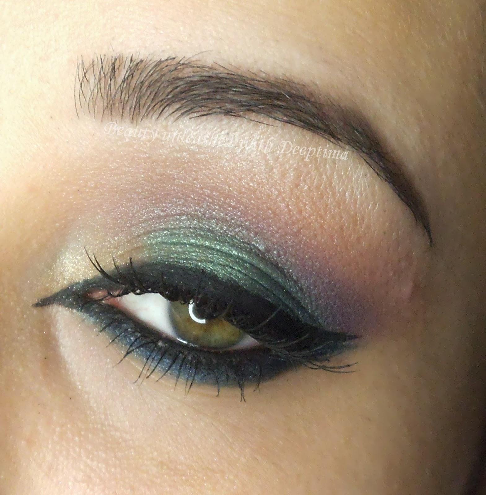 Arabic Style Eye Makeup Cat Eye Makeup