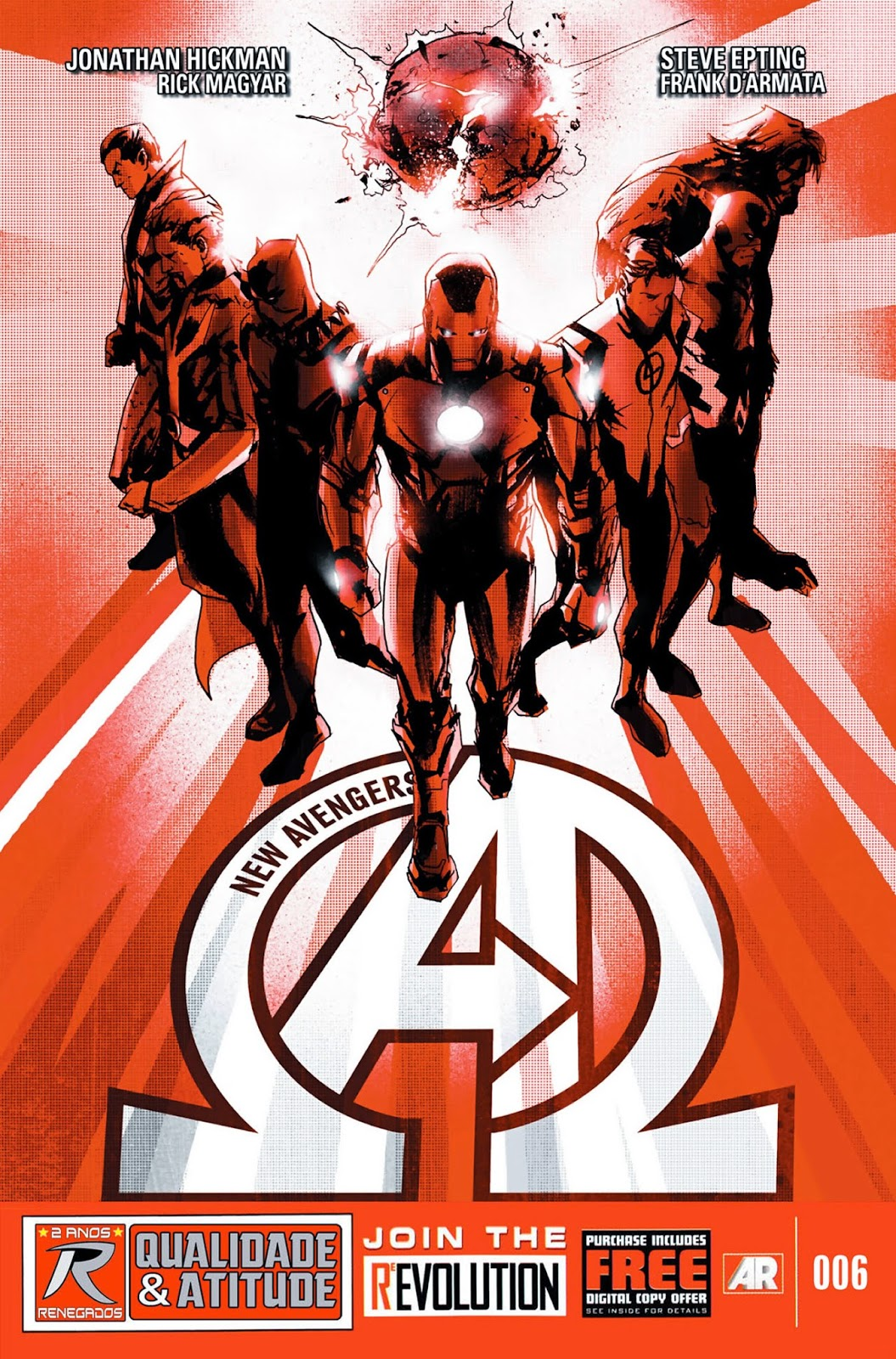 Nova Marvel! Os Novos Vingadores #6
