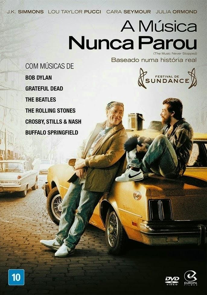 A Música Nunca Parou – Dublado (2011)