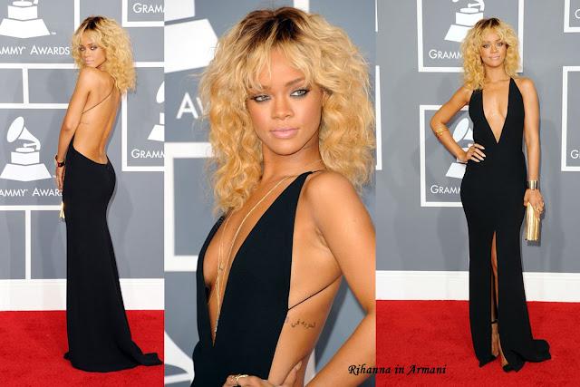Rihanna'nın Giydigi En Guzel Gece Kiyafetleri