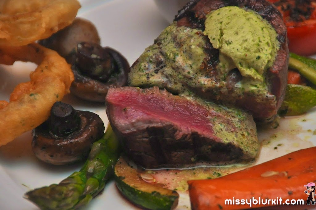 The Steakhouse, Foodie Trail, steak, whisky, The whisky Bar, alcohol fun, www.offpeak.my