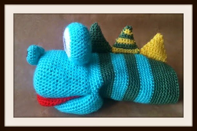 Crocheteando DIY: Marioneta Amigurumi - Patron