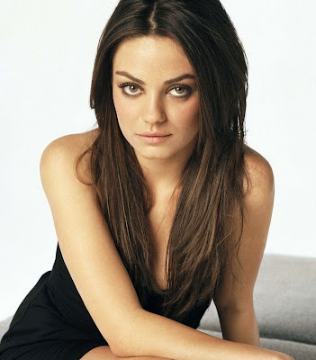 Mila Kunis Beautiful Eyes Family Guy