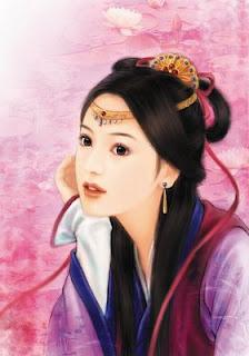 Wanita Dan Kesehatan: Lukisan Kuno Wanita China yang Exotic