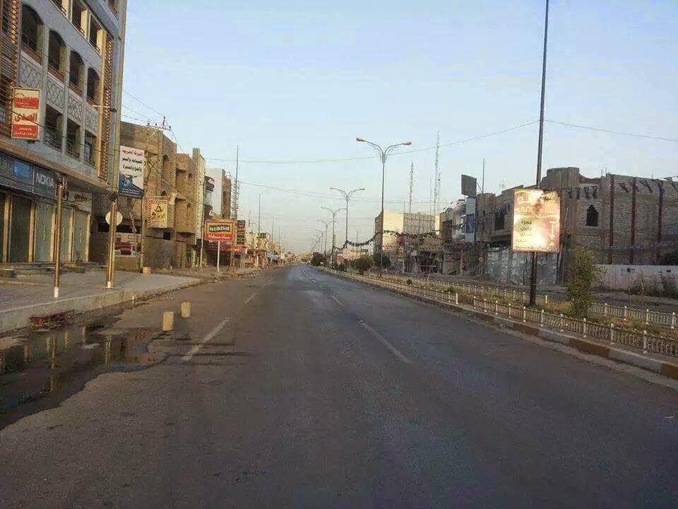 تحرير نينوى / السيطرة على سجن بادوش وأكثر من 1500 جندي يسلمون أسلحتهم ويتركون وحداتهم