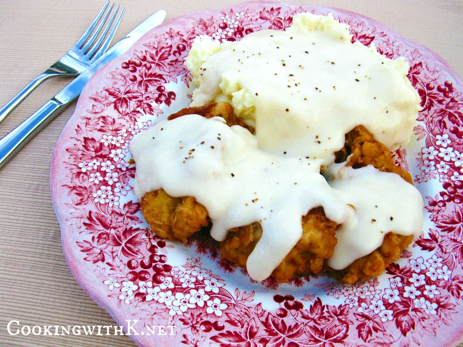 Chicken fried venison recipes easy