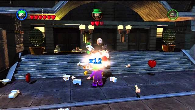 LEGO Batman 2 Super Heroes Free Download Games