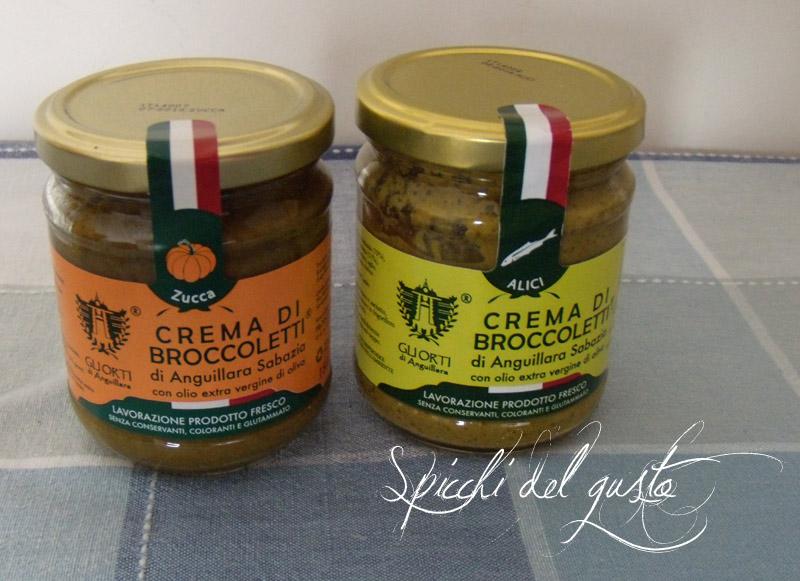 Crema di Broccoletti
