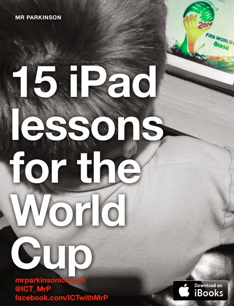 15 iPad lessons for the World Cup
